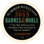 barnes and noble award sticker