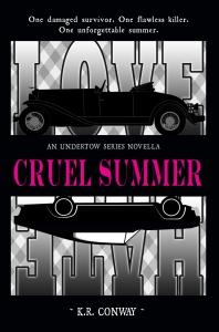 CRUEL SUMMER 5.5 x 8 cover only